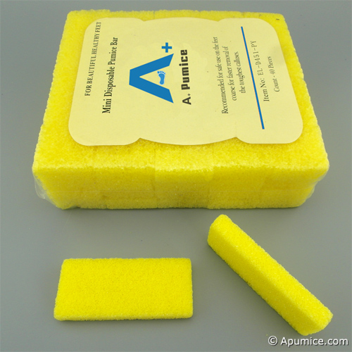 Disposable Pumice Sponge For Foot